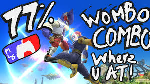 Wombo Combo Meme - dat ain t falco super smash brothers know your meme