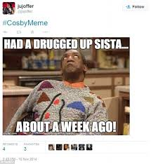 Clean All The Things Meme Generator - bill cosby s ill judged meme generator stunt quickly backfires