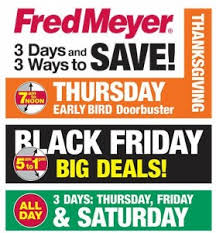 fred meyer deals for november 16 22 thanksgiving deals frugal
