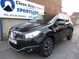 suv nissan used nissan qashqai suv 1 5 dci n tec 2wd 5dr in coalville
