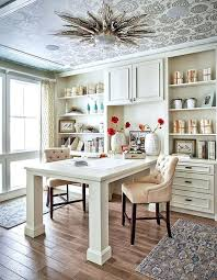 Custom Home Office Cabinets In Built In Office Idea Built In Desk And Cabinets Custom Built Home