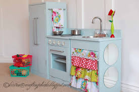 remodelaholic beautiful kids play kitchen by the crafting