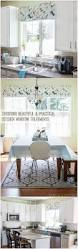 choosing kitchen window treatments that are beautiful and