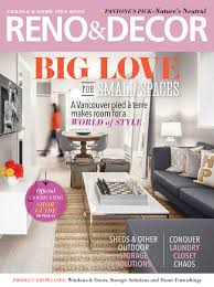 reno and decor magazine feb mar 2017 u2014 cobistyle