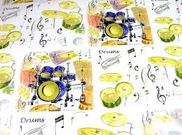 music themed wrapping service for music themed mugs musical gifts online