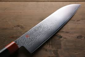 vg10 kitchen knives iseya vg10 33 layer damascus japanese santoku u0026 sushi chef knife