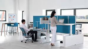 steelcase sit stand desk sit stand height adjustable desks style group