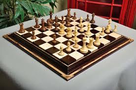 luxury chess set the camaratta signature series cooke luxury chess set board