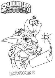 Coloriage Skylander Imaginator Skylanders Swap force Characters