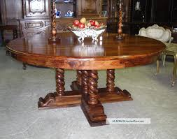 dining tables antique trestle table values dining table with