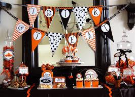 Small Halloween Party Ideas Halloween Birthday Party Decoration Ideas