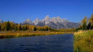 Wyoming travel bed images Autumn grand teton national park wyoming usa 4k stock jpg