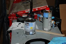building a 2 car garage technical the painting at home in the driveway or garage thread