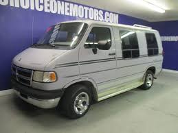 used dodge conversion vans 1997 used dodge ram 3 4 ton conversion michelin tires at
