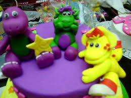 barney birthday cake barney friends birthday cake