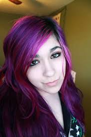 208 best purple passion hair images on pinterest hairstyles