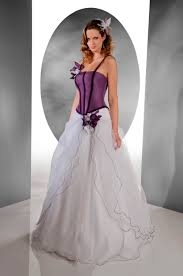 wedding dresses purple and white pictures ideas guide to buying