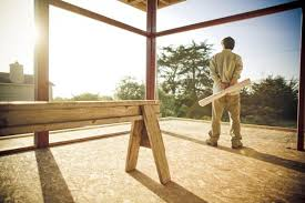 Home Building The Building Permit Your First Step To A New Home Little House