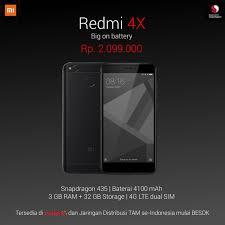 erafone redmi 4 redmi indonesia on twitter redmi 4x tersedia di erafone dan