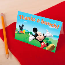 mickey mouse clubhouse notes disney family