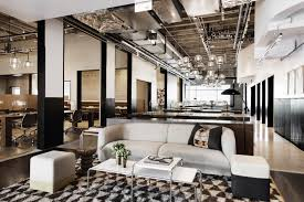 chic home design llc new york neuehouse opens a creative work space in l a architectural digest