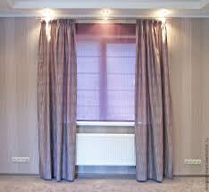 buy lilac curtains on livemaster online shop