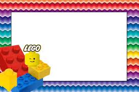 Lego Invitation Cards Free Printable Lego Baby Shower Invitation Ideas Baby Shower For