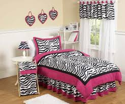 Zebra Decor For Bedroom Ultimate Pink And Black Zebra Print Bedding Epic Furniture