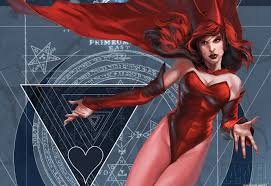 scarlet witch costume comics scarlet witch general discussion scarlet witch comic vine