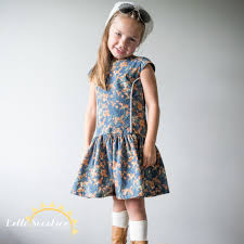 pattern dress pdf josephine dress top bella sunshine designs