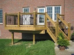 decks deck rail height deck rail height porch handrails