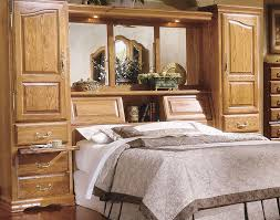 Headboard With Mirror by Bedroom Furniture Nostalgia Bookcase Headboard American Made