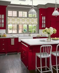 kitchen red red and grey kitchen cabinets sl interior design
