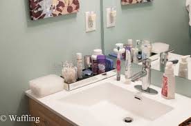 bathroom countertop organization ideas u2013 laptoptablets us