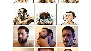 Shaving Meme - copying a shaving meme imgur