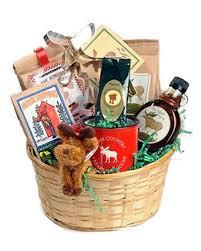 food gift basket ideas food