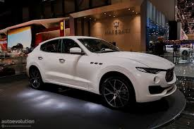 suv maserati maserati levante suv looks like a ghibli on stilts in geneva