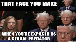 Clinton Memes - exposed bill clinton debate face bill know your meme