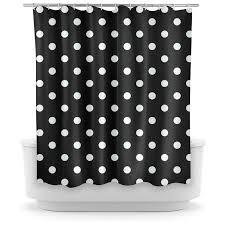 Black Polka Dot Curtains Colorful Curtains Black Polka Dot Curtains Polka Dot Valance