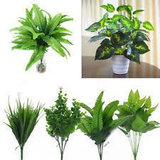 artificial plants floral decor ebay