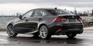 newest lexus sedan 2017 lexus is model range pricing and specs new looks and more