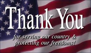 day 11 write a letter to a veteran that thanks him or her for