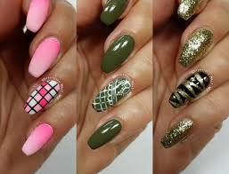 3 easy accent nail ideas freehand 8 khrystynas nail art youtube