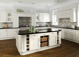 Creamy White Kitchen Cabinets Off White Painted Kitchen In A Timeless Step Shaker Style Jane