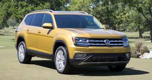 volkswagen atlas black 2018 volkswagen atlas is an suv that checks all boxes but one