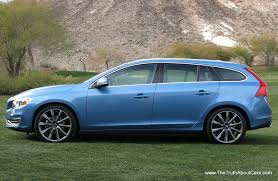 audi wagon 2015 first drive review 2015 volvo v60 t5 sport wagon with video