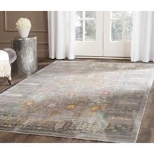 5x8 area rugs amazon com safavieh valencia collection val108c grey and multi