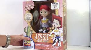 video review toy story collection series jessie