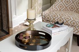 What To Put On End Tables by Style Your Home Like A Staging Pro J Fleet Designs Blog