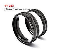 model cincin titanium cincin titanium hitam cincin titanium pernikahan cincin
